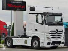 Ciągnik siodłowy Mercedes ACTROS 1848/2018 Y/ RETARDER/I-COOL/FLEETBOARD/ używany