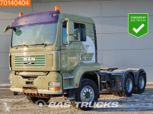 MAN TGA 26.430 tractor unit used
