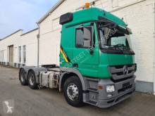 Trattore Mercedes Actros 2646LS 6x4 2646 LS, MP 3, Klima-Ret-Stand-Hydr.
