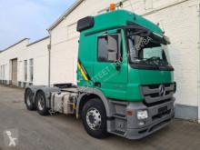Cabeza tractora Mercedes Actros 2646LS 6x4 2646 LS, MP 3, Klima-Ret-Stand-Hydr.