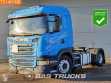 Ciągnik siodłowy produkty niebezpieczne / adr Scania G 410
