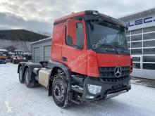 Cabeza tractora Mercedes Arocs 2643 6x4 SZM *Kipphydraulik *Blatt Luft