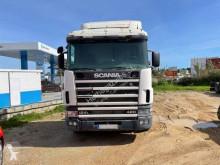 Tracteur Scania L 124L420 occasion