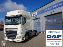 Trattore DAF FT XF 480 SSC, AUT, RET, Kipphydr, Pord. 07.2017 usato