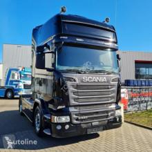 Tahač Scania R580 euro 6 LA4X2MNA Topline Hydrauliks použitý
