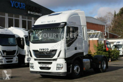 Тягач Iveco Stralis AS440S480 EURO 6 HI-WAY/ACC/LDW б/у