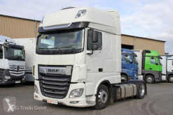 Tracteur convoi exceptionnel DAF XF 480 SSC Standklima ACC FCW LDWS Alcoa