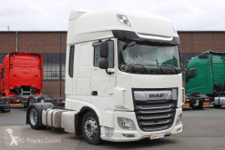DAF low bed tractor unit XF 480 SSC Intarder ACC FCW LDWS 2x Tank