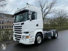Çekici Scania R520-V8 Luft-Luft/€6/Kipphydraulik ikinci el araç
