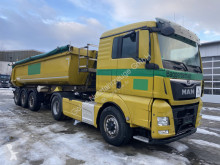 Tracteur MAN TGX 18.460 4x4H SZM Hydrodrive - Kipphyd. Euro 6