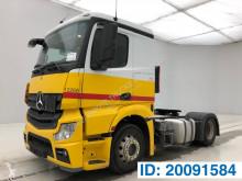 Cabeza tractora productos peligrosos / ADR Mercedes Actros