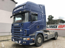 Cap tractor Scania P second-hand
