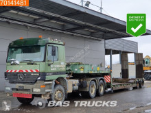 Mercedes Actros 3343 tractor-trailer used heavy equipment transport
