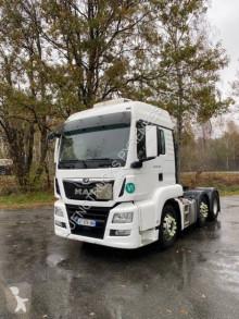 Tracteur MAN TGS 26.460 produits dangereux / adr occasion