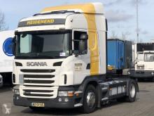 Cabeza tractora Scania G 380 usada