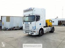 Tahač Scania R 124 LA 420 použitý