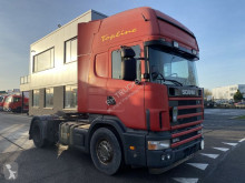 Tracteur Scania R124 occasion