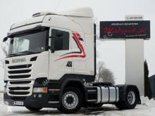Cabeza tractora Scania R 410 /RETARDER/HIGHLINE/EURO 6/AUTOMAT/I-COOL usada