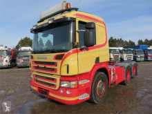 Tracteur Scania P420 6x2 Euro 3 occasion