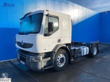 Renault Premium 380 tractor unit used hazardous materials / ADR