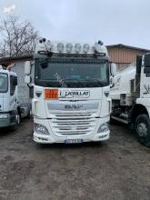 Cabeza tractora productos peligrosos / ADR DAF XF 510 FT