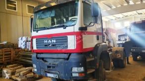 Cabeza tractora MAN TGA 18.410