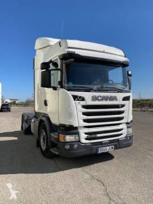 Trekker Scania G 450 tweedehands