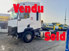 Tracteur Renault T-Series 480 accidenté