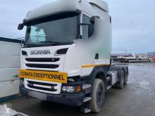 Ciągnik siodłowy Scania R 580 produkty niebezpieczne / adr używany