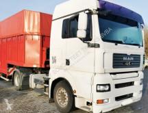 Tracteur MAN TGA 18.440 4x2 BLS 18.440 4x2 BLS, Hydraulik occasion