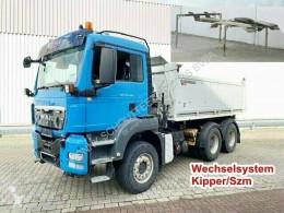 Camión MAN TGS 26.440 6x4 BL 26.440 6x4 BL, Intarder, Wechselsystem, Kipper/SZM volquete usado