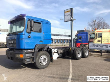 Camion châssis MAN 26.460 Full steel - Manual - Mech pump - 6 Cylinder