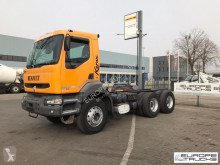 Renault Kerax 300 truck used chassis