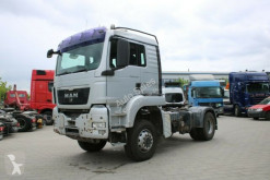 Tracteur MAN TGS 18.400 4x4 Blatt Luft Kipphydraulik