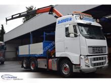 Camión caja abierta teleros Volvo FH 540