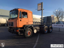 MAN 26.462 Full steel - Manual - Big axles - Sleeper cab - Mech pump tractor unit used