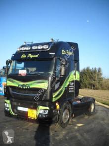Cabeza tractora Iveco Stralis X-Way AD 340 X 40 productos peligrosos / ADR usada