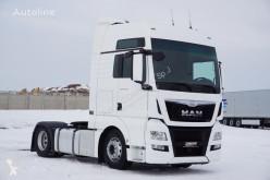Ciągnik siodłowy MAN TGX / 18.480 / EURO 6 / ACC / RETARDER / XXL