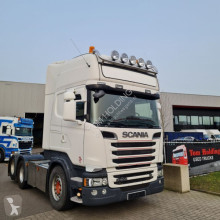 Trattore Scania R500 R500LA6X2MNB streamline full air manual retarder euro 5 usato
