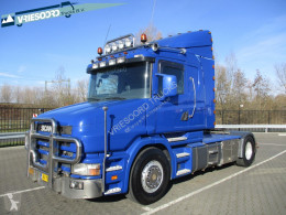 Scania T 114 tractor unit used