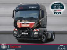 Cabeza tractora MAN TGX 18.500 4X4H BLS,Pritarder,Hydraulik,Standk