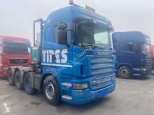 Cabeza tractora convoy excepcional Scania R 620