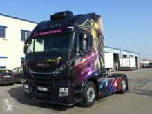 Iveco tractor unit Stralis 510*Euro 6*Retarder*Klima*Kühlbox*Alu*
