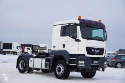 Tracteur MAN TGS / 18.440 / 4 X 4 / E 5 / UAL / HYDRAULIKA occasion