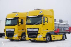 Ciągnik siodłowy DAF 106 / 460 / EURO 6 / ACC / SSC / LOW DECK / MEGA