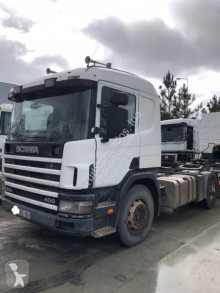 Tracteur Scania G 124G400 occasion