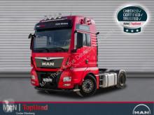 Tracteur MAN TGX 18.500 4X2 BLS Lufthorn Lampenbügel occasion