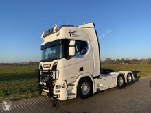 Tracteur Scania R650-V8 R650-V8 | | FULL AIR | | LOW KM !!!