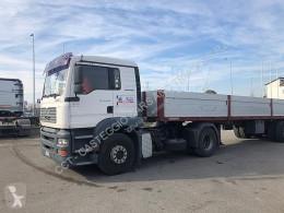 Camion plateau ridelles MAN TGA TGA 18.390
