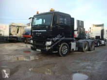 MAN exceptional transport tractor unit TGX 33.680